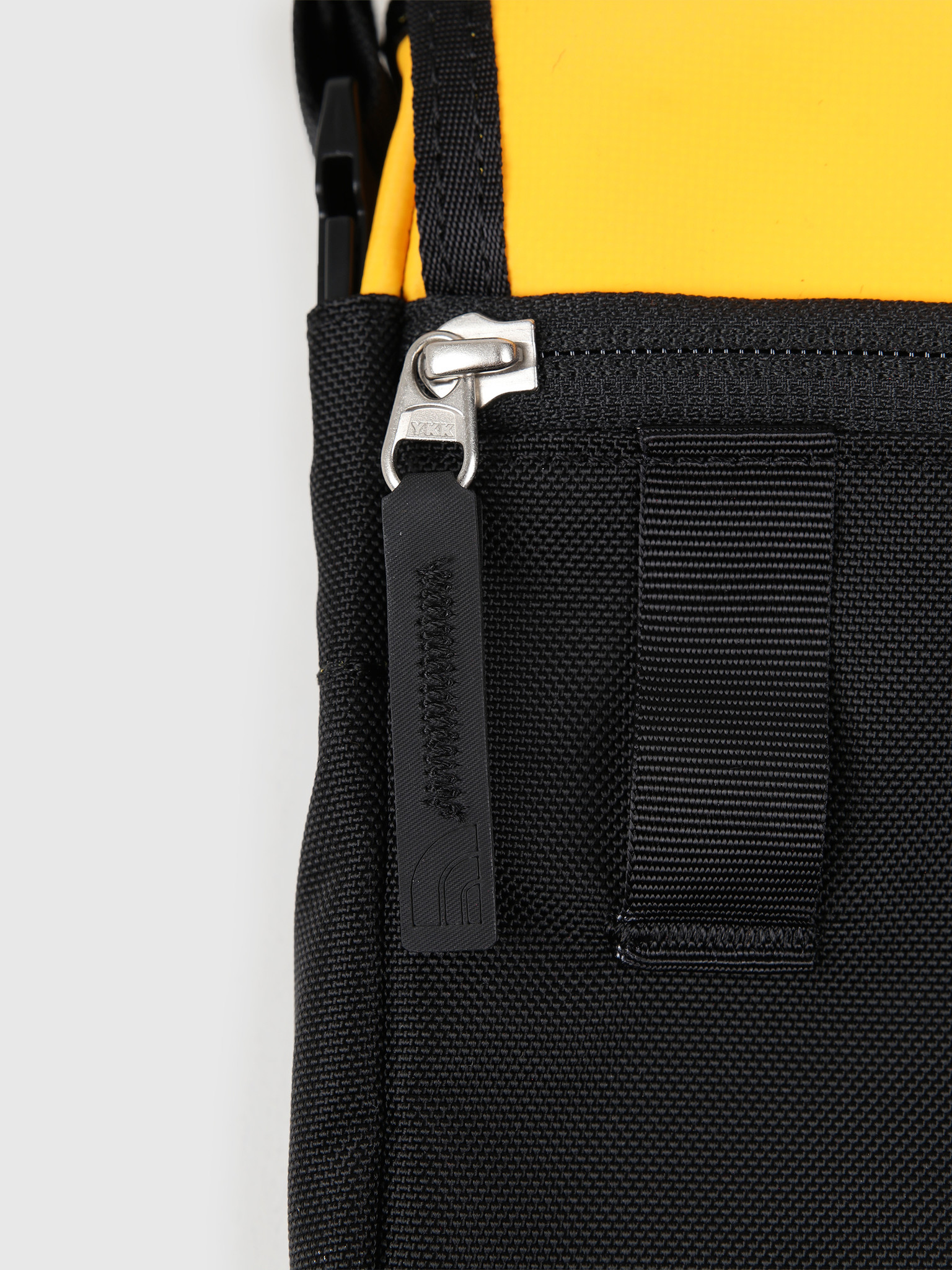 The North Face The North Face Bardu Bag Yellow Black T0AVAQLR0