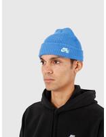 Nike Nike SB Fisherman Beanie Pacific Blue White 628684-402