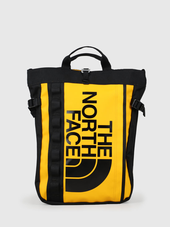 The North Face Basecamp Tote TNF Yellow