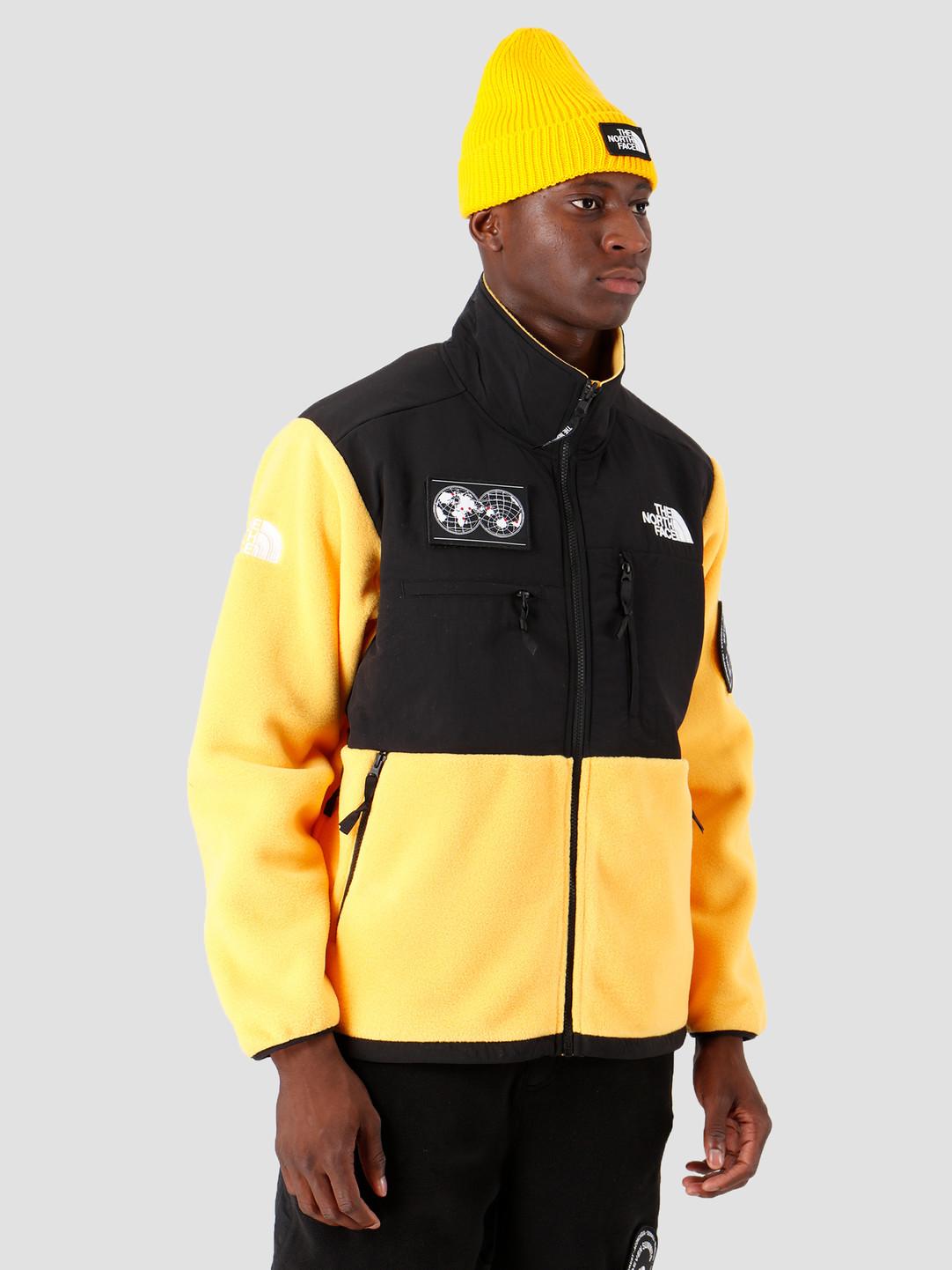 The North Face The North Face 7Se 95 Retro Denali Jacket Tnf Yellow Nf0A3Xen70M1