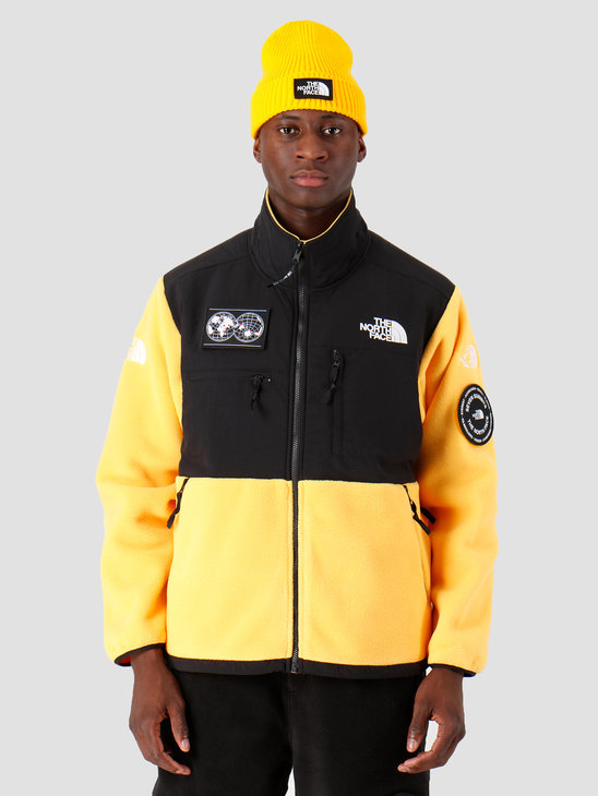 The North Face 7Se 95 Retro Denali Jacket Tnf Yellow Nf0A3Xen70M1