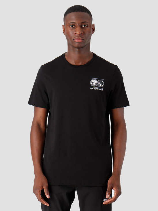 The North Face 7Se Ss Graphic Tee Tnf Black Nf0A3Y14Jk31