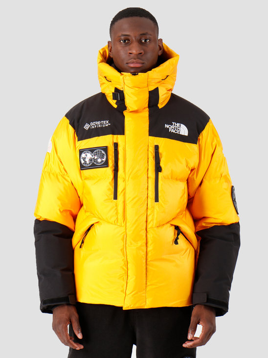 The North Face 7Se Himalayan Parka Gtx Tnf Yellow Nf0A3Mjb70M1