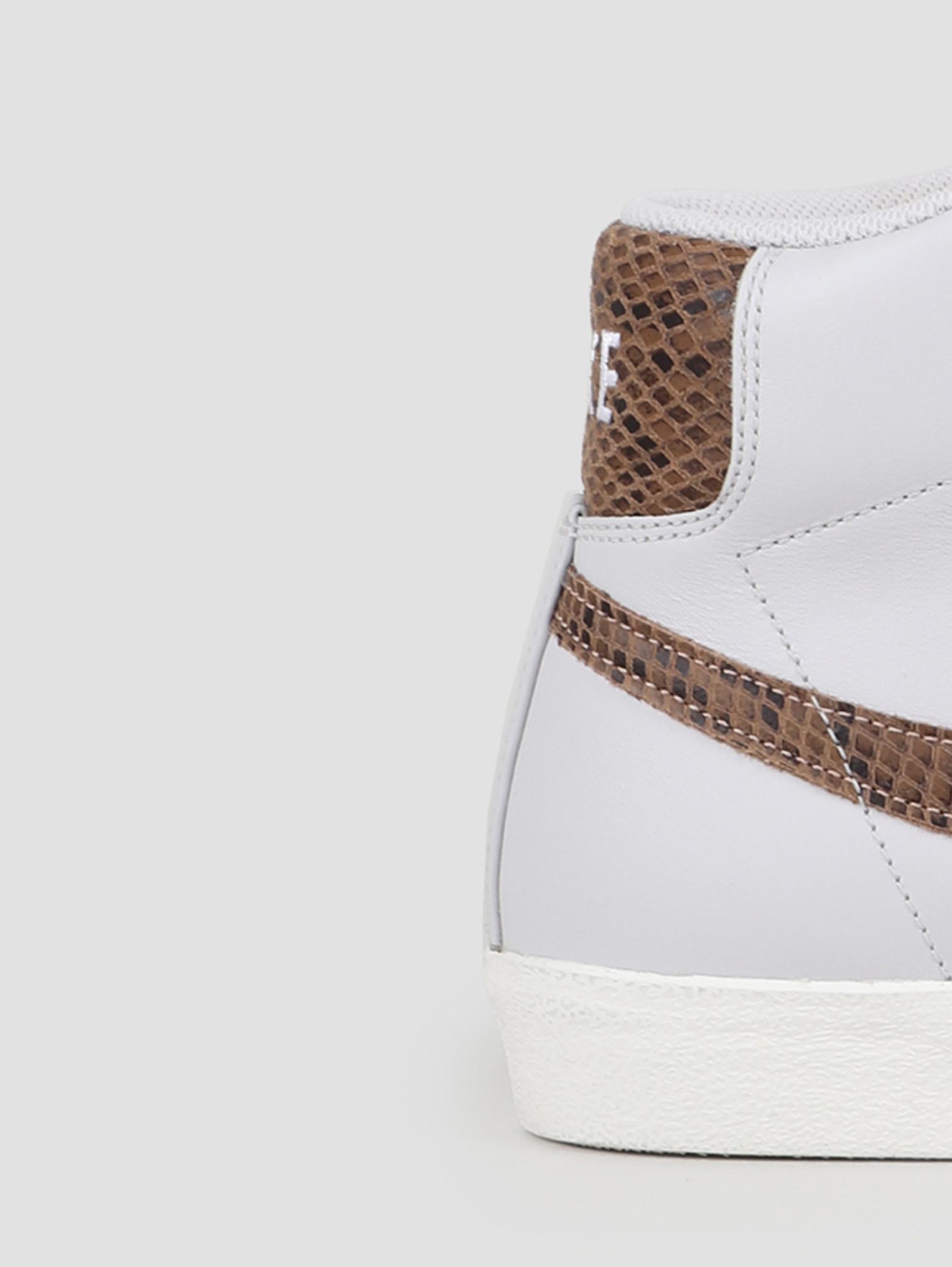 Nike Nike Blazer Mid 77 Vintage Vast Grey Mtlc Red Bronze-Sail Ci1176-002