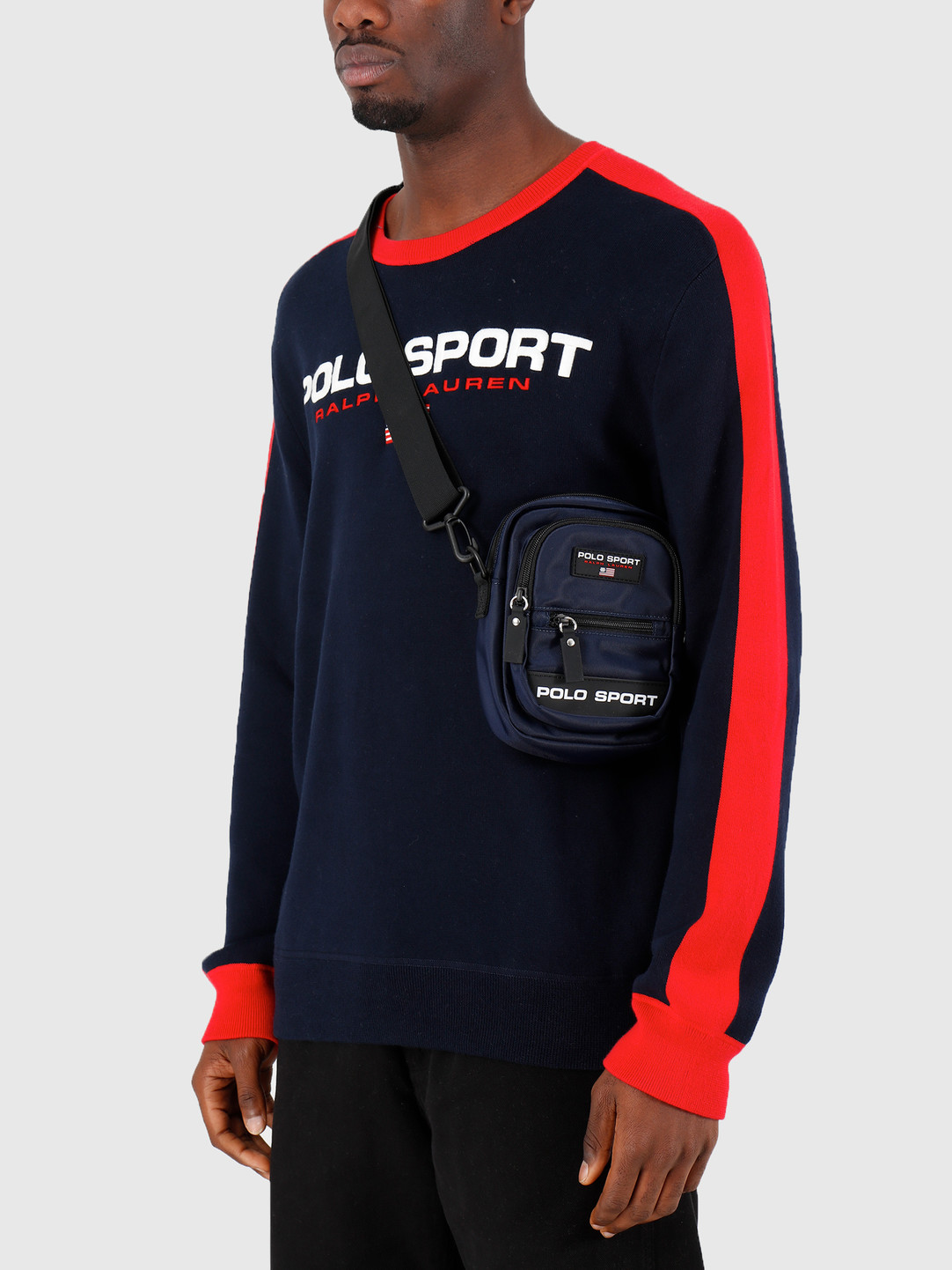 Polo Ralph Lauren Polo Ralph Lauren Sport Crossbody Navy 405752384001