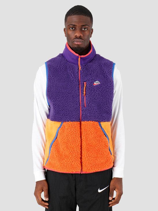 Nike Sportswear Bodywarmer Court Purple Kumquat Starfish Cd3142-547