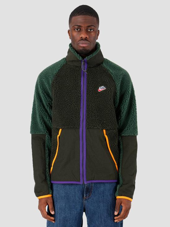 Nike Sportswear Sequoia Galactic Jade Kumquat Bv3720-355