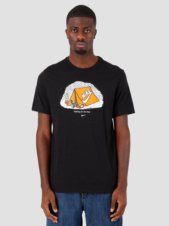 Nike Sportswear T-Shirt Black Ci6266-010