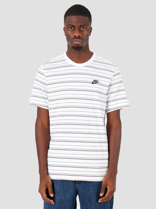 Nike Sportswear T-Shirt White Black Ci6201-100
