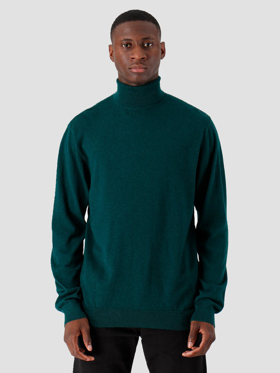 Carhartt WIP Playoff Turtleneck Sweater Dark Fir I023368
