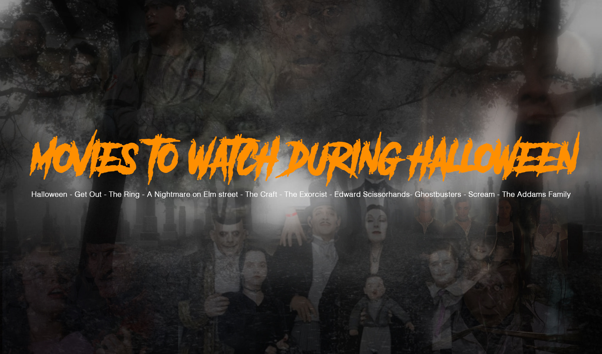 10 classic Halloween films