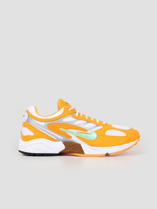 Nike Air Ghost Racer Orange Peel Aphid Green Pure Platinum AT5410 800