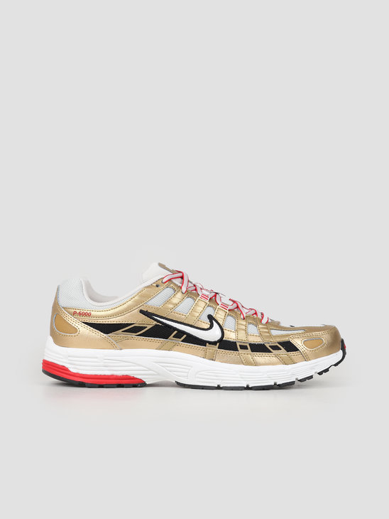 Nike Nike P6000 Light Bone Summit White Metallic Gold BV1021 007