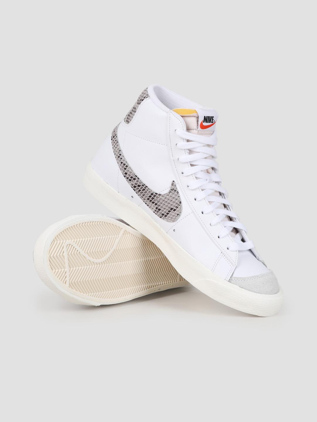 new style cost charm cheap prices Nike Blazer Mid 77 Vintage White Sail Ci1176-101