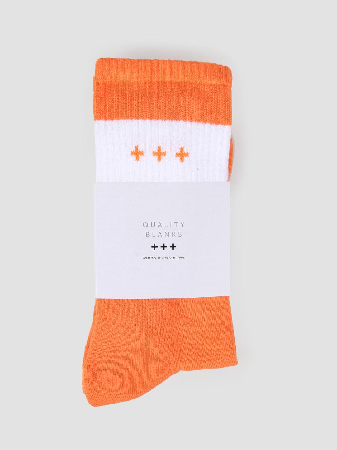 Quality Blanks Quality Blanks QB13 Socks Salmon