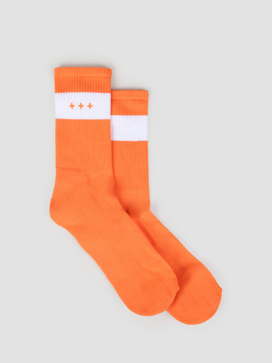Quality Blanks QB13 Socks Salmon