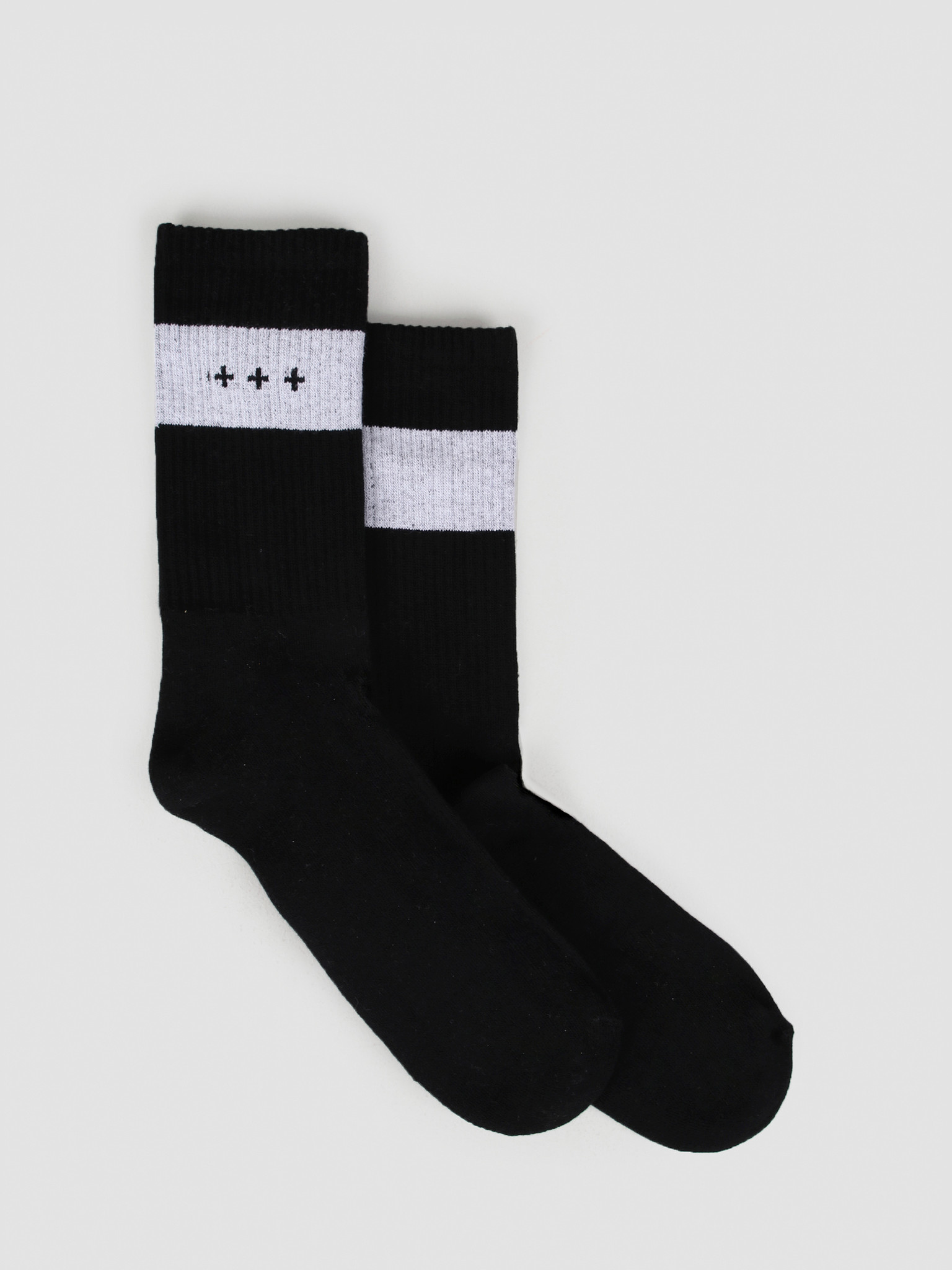 Quality Blanks Quality Blanks QB13 Socks Black