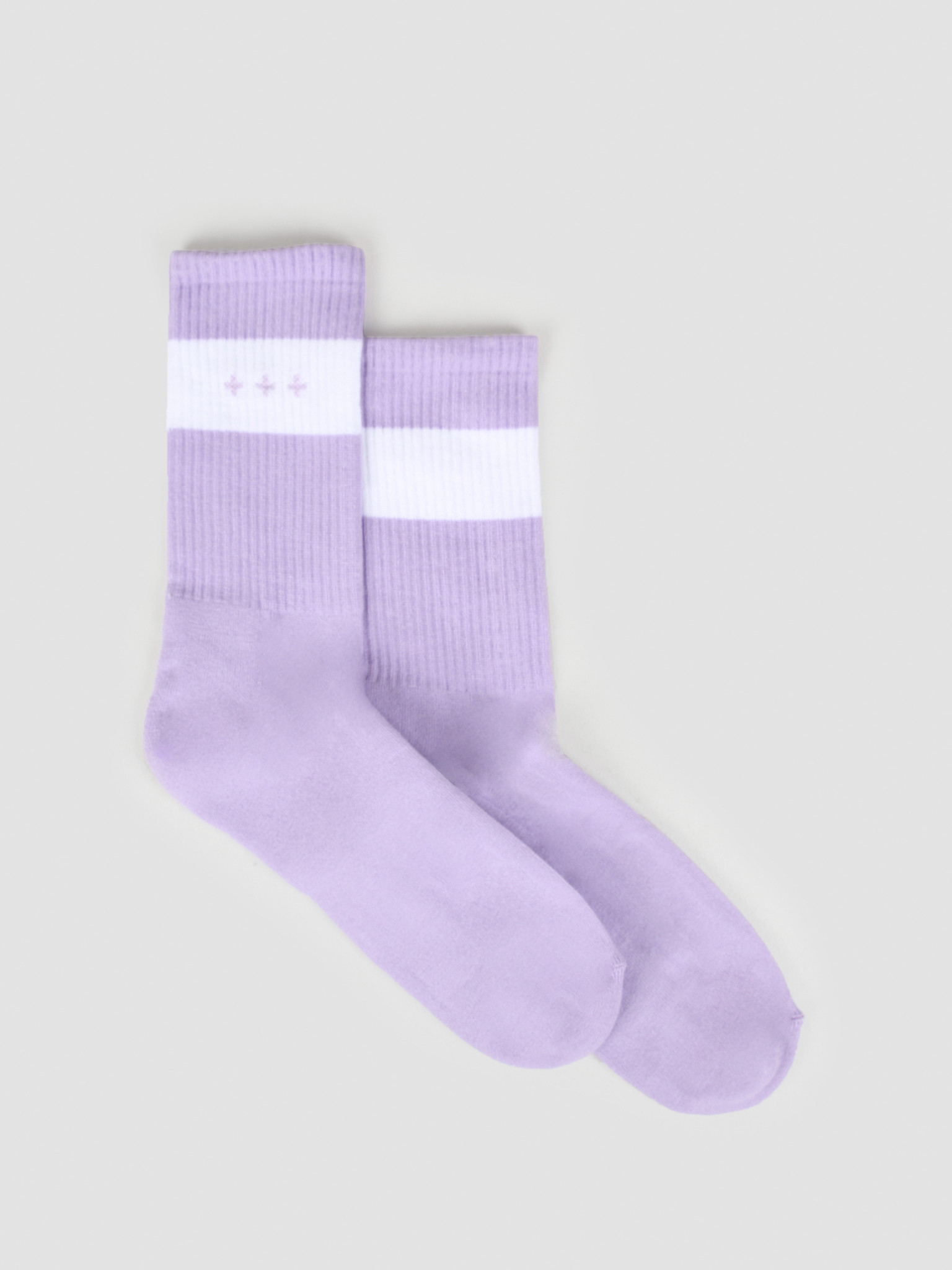 Quality Blanks Quality Blanks QB13 Socks Lilac
