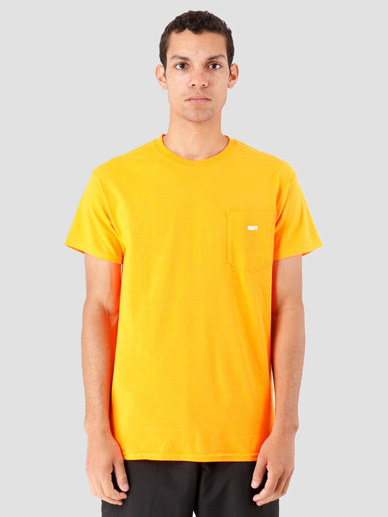 Obey Jumbled Saftey Orange 163061216-SOR