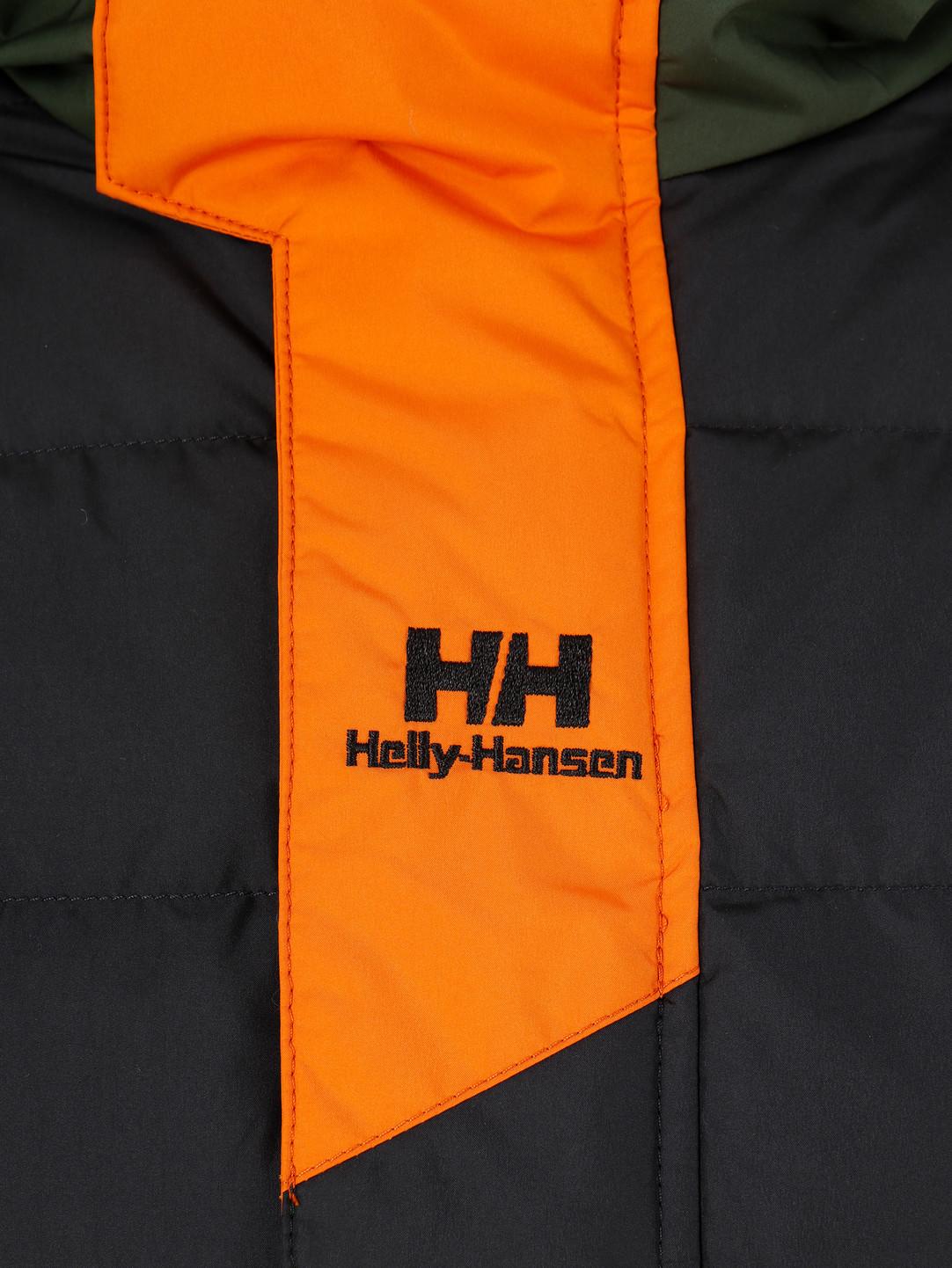 Helly Hansen Helly Hansen Yu Puffer Anorak 991 Black 53381