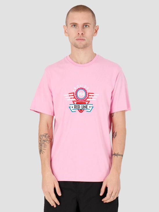 Helly Hansen Heritage Equipe T-Shirt 075 Aurora Pink 53363