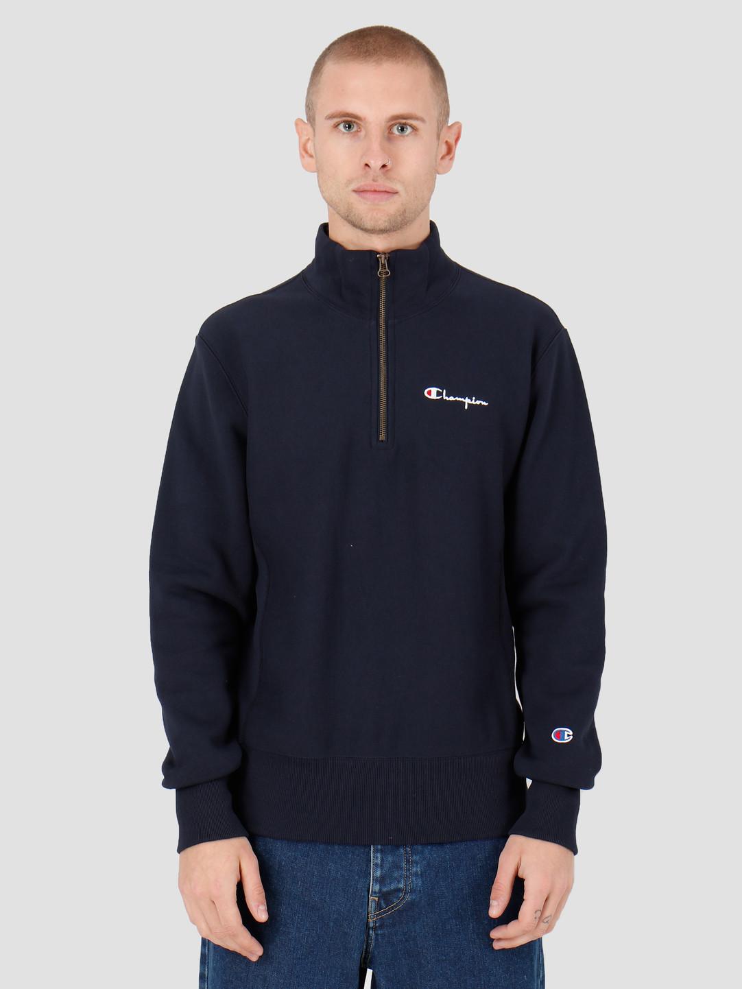 Champion Champion Half Zip Sweatshirt NNY 214051