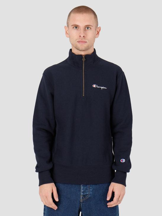 Champion Half Zip Sweatshirt NNY 214051