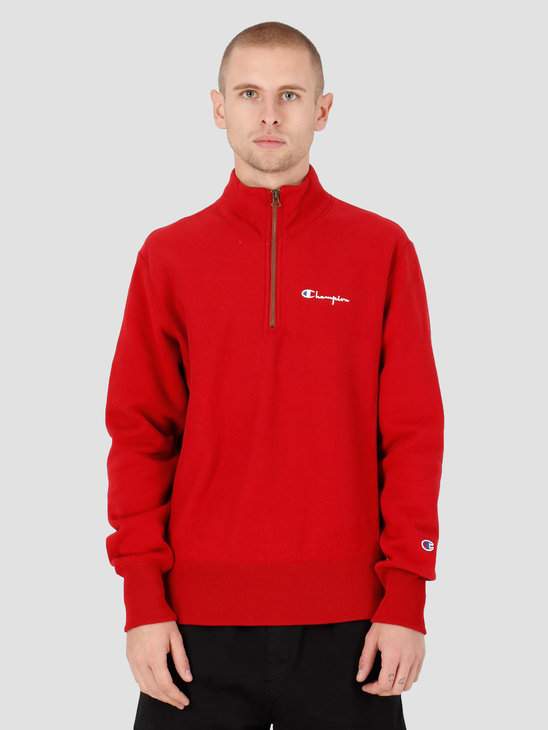 Champion Half Zip Sweatshirt RDD 214051