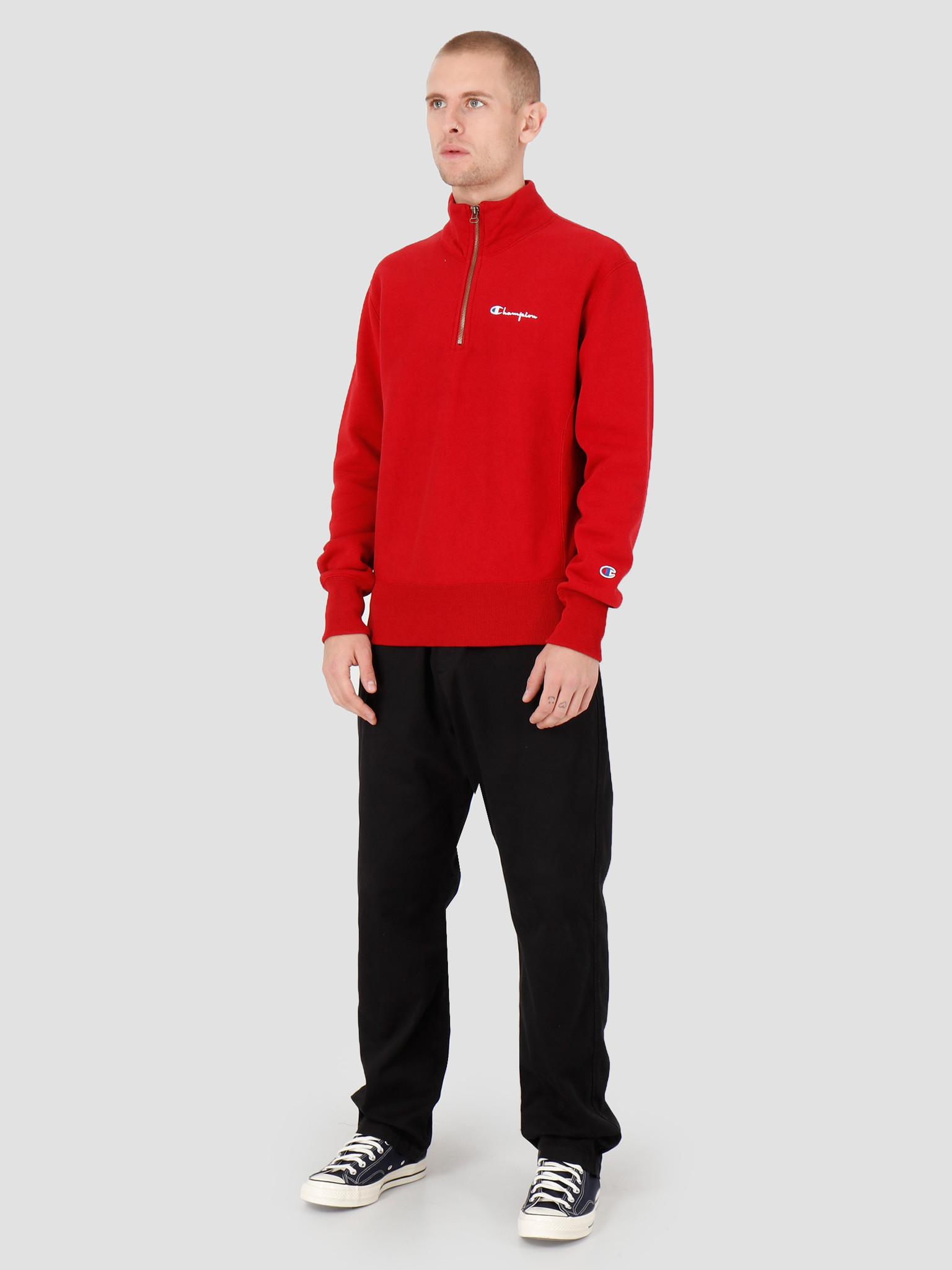 Champion Champion Half Zip Sweatshirt RDD 214051