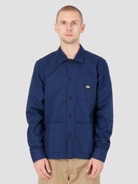 Dickies Caprock Shirt Deep Blue DK520359EL01