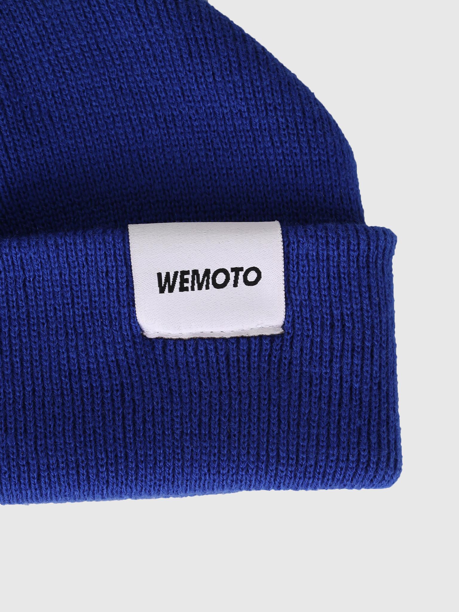 Wemoto Wemoto Shiloh Beanie Royal Blue 143.810-415