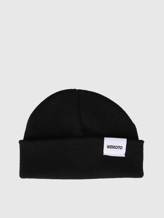 Wemoto Shiloh Beanie Black 143.810-100
