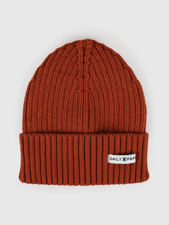 Daily Paper Daily Beanie Arabian Spice Orange 19E1AC0604