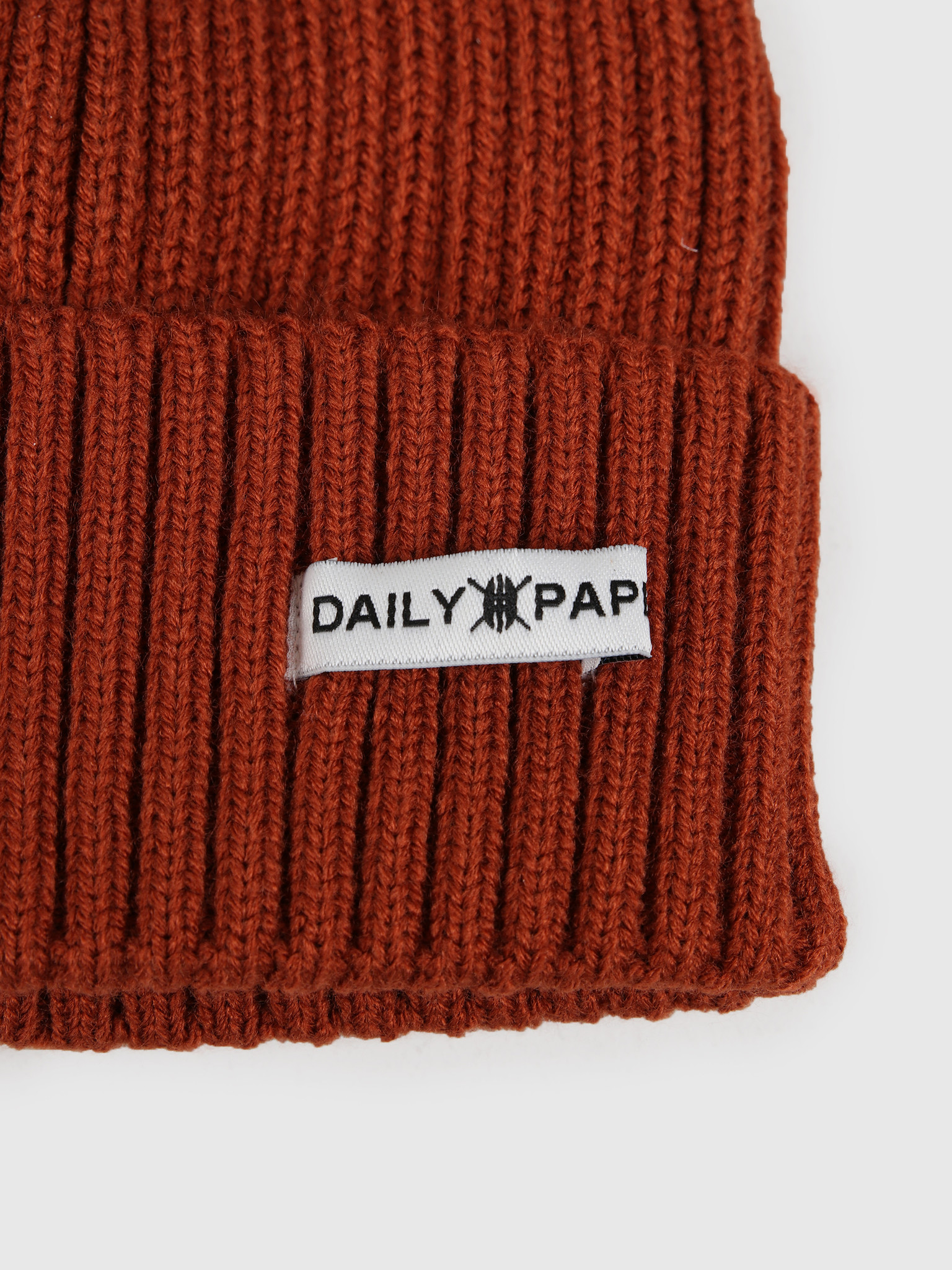 Daily Paper Daily Paper Daily Beanie Arabian Spice Orange 19E1AC0604
