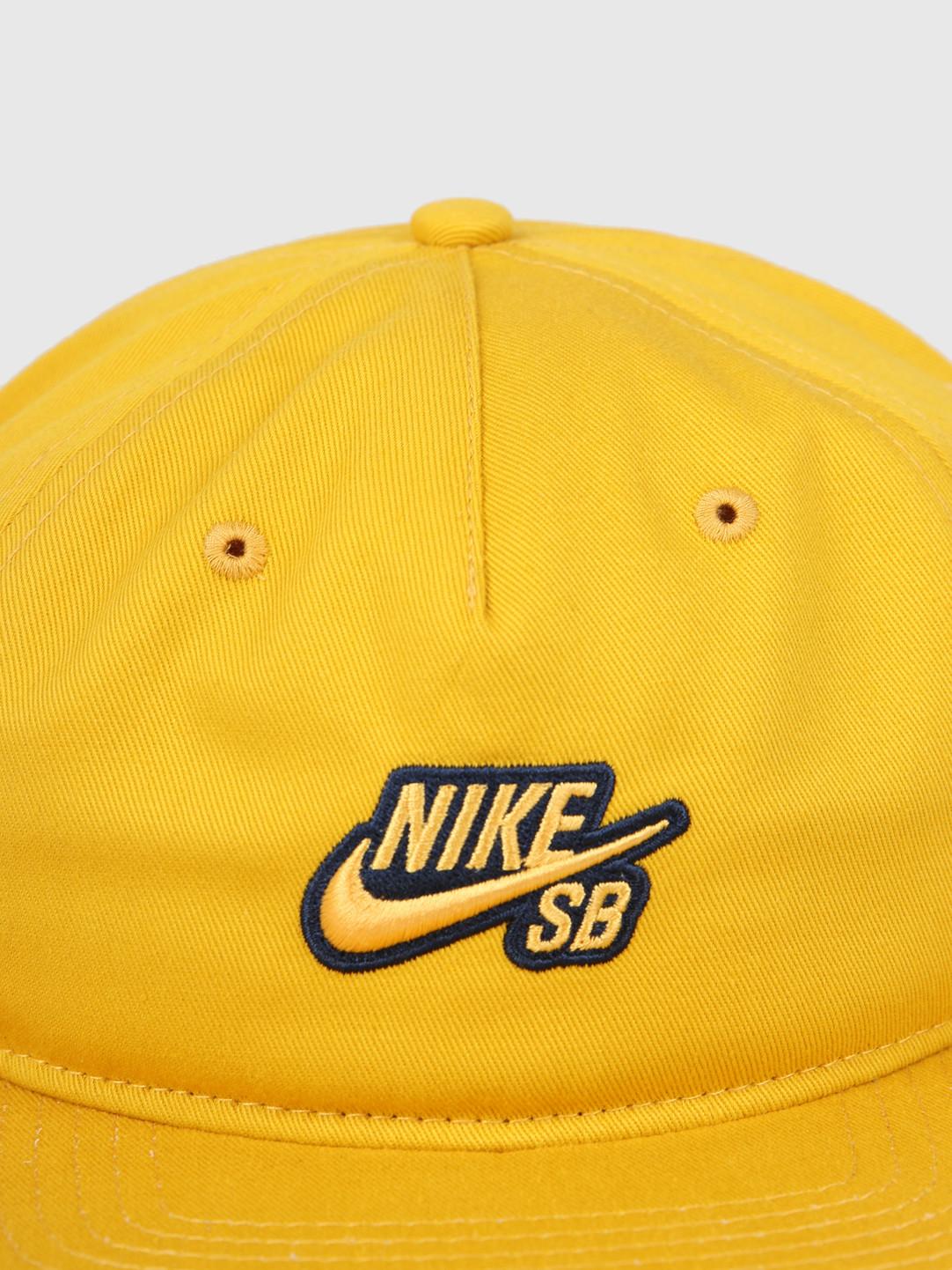Nike Nike SB Cap Dark Sulfur Obsidian Dark Sulfur CI4460 743