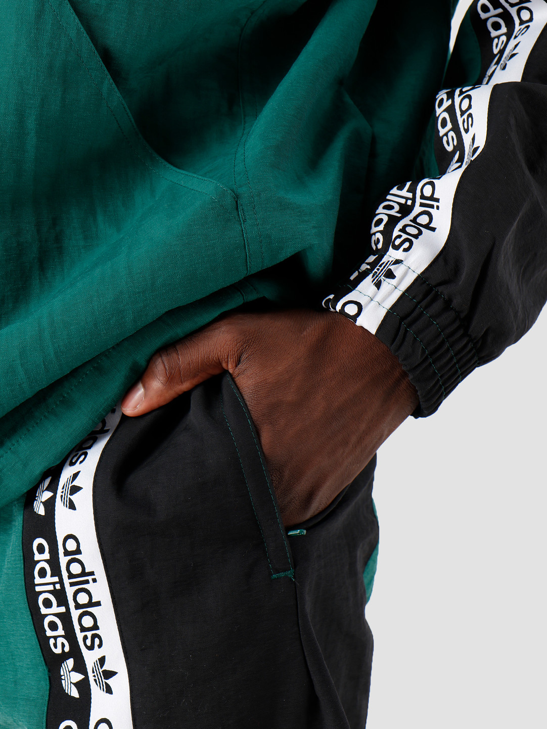 adidas adidas R.Y.V. Blkd Trackpant Green ED7164