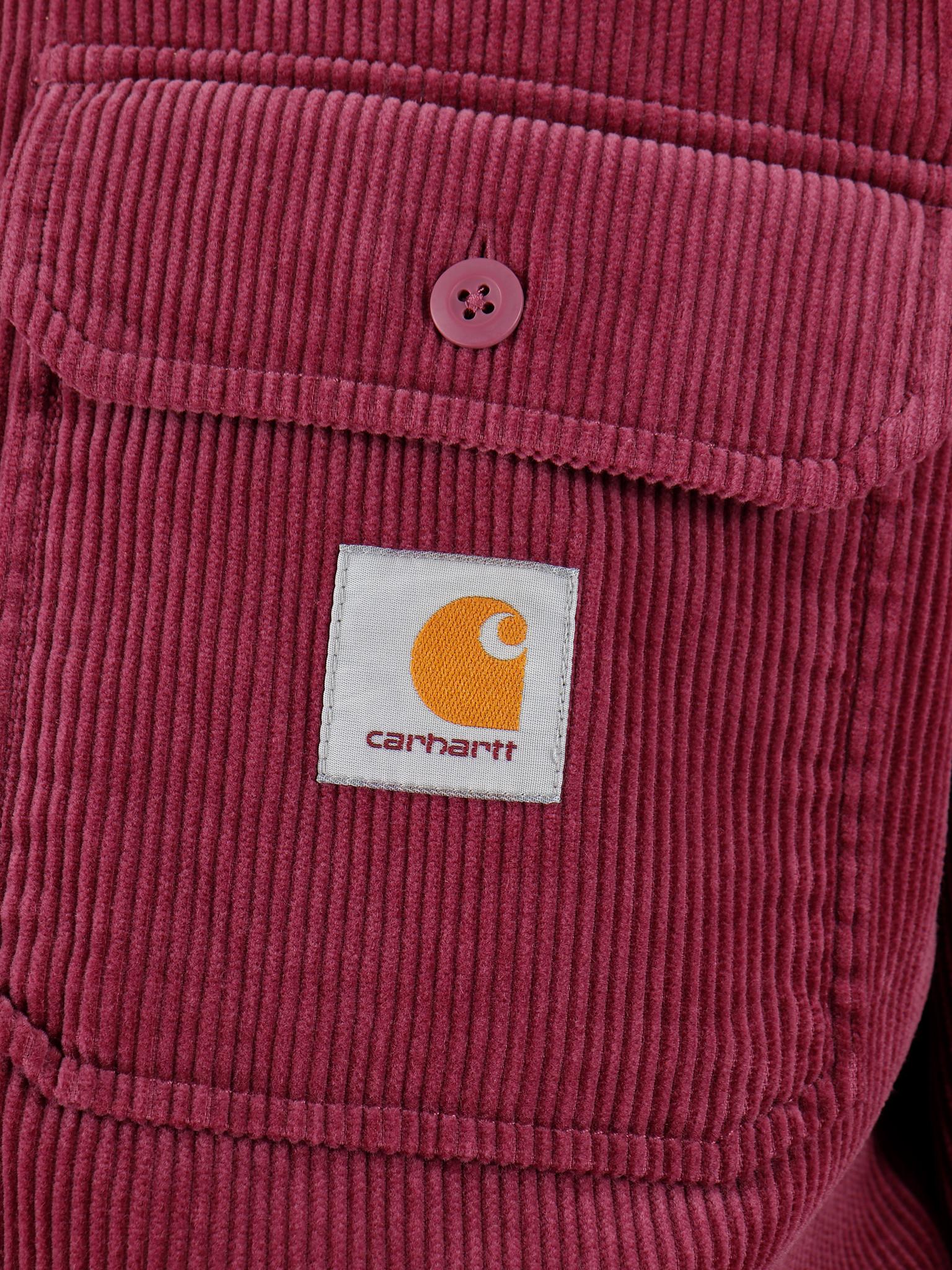 Carhartt WIP Carhartt WIP Whitsome Shirt Jacket Dusty Fuchsia I026814