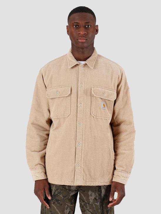 Carhartt WIP Whitsome Shirt Jacket Wall I026814