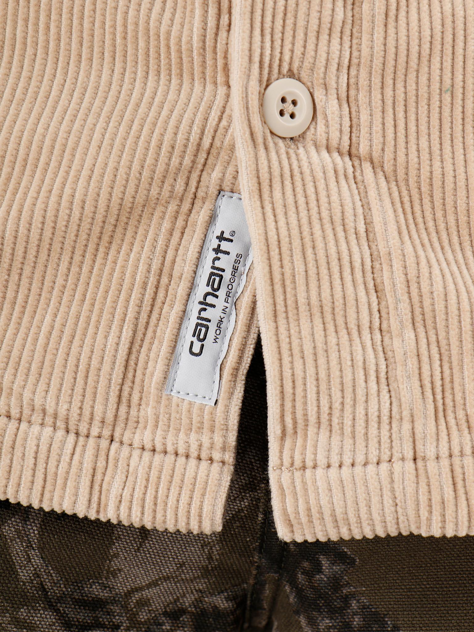 Carhartt WIP Carhartt WIP Whitsome Shirt Jacket Wall I026814