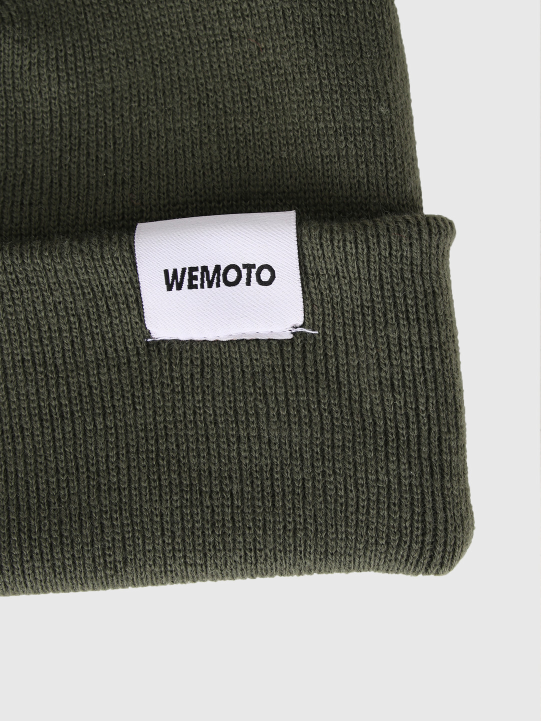 Wemoto Wemoto North Beanie Olive 143.809-608