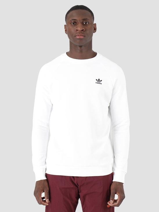adidas Essential Crew White DV1599