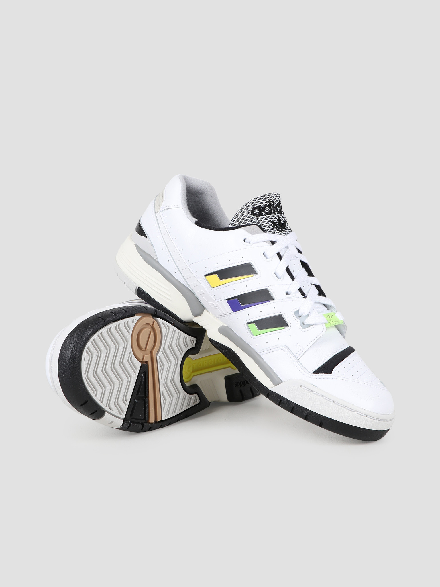 adidas adidas Torsion Comp Black Syello EE7376