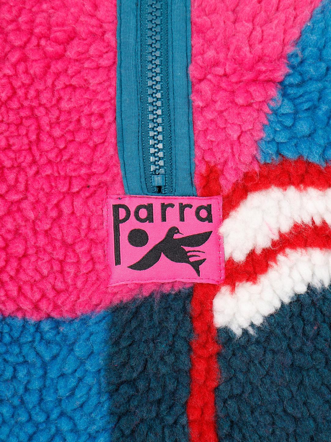 By Parra By Parra FlagMountainRacerSherpaFleece Multicolor 43130