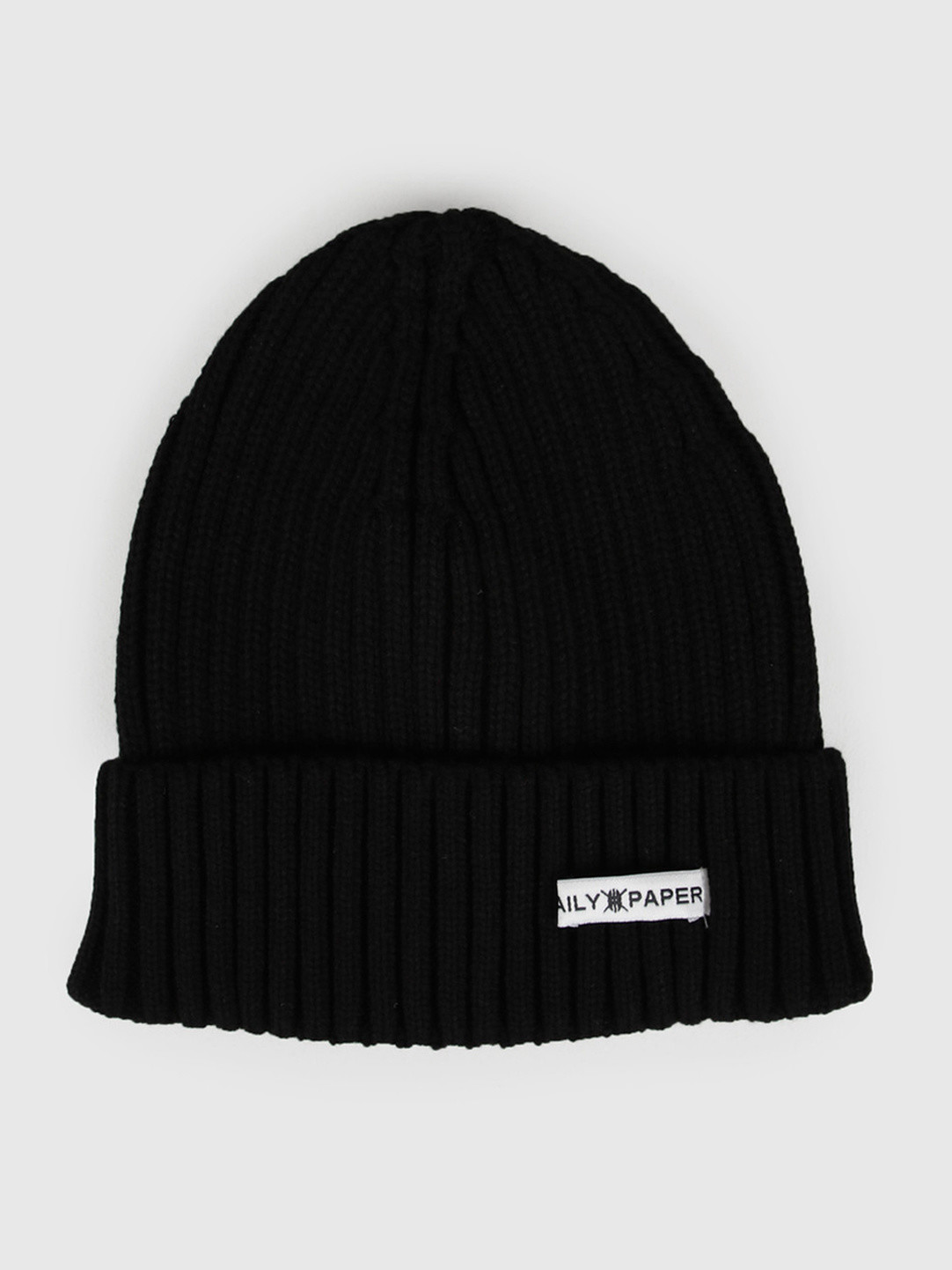 Daily Paper Daily Paper Daily Beanie Black 19E1AC0601