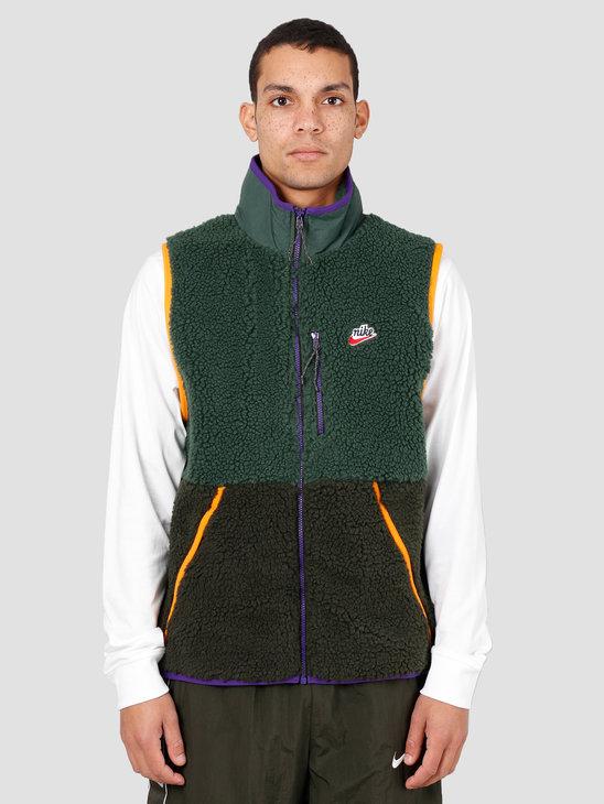 Nike Sportswear Bodywarmer Galactic Jade Sequoia Kumquat Cd3142-337