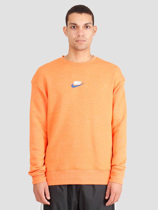 Nike Sportswear Crewneck Starfish Htr 928427-847