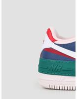 Nike Nike W Af1 Shadow  Mystic Navy White Echo Pink Gym Red CI0919 400