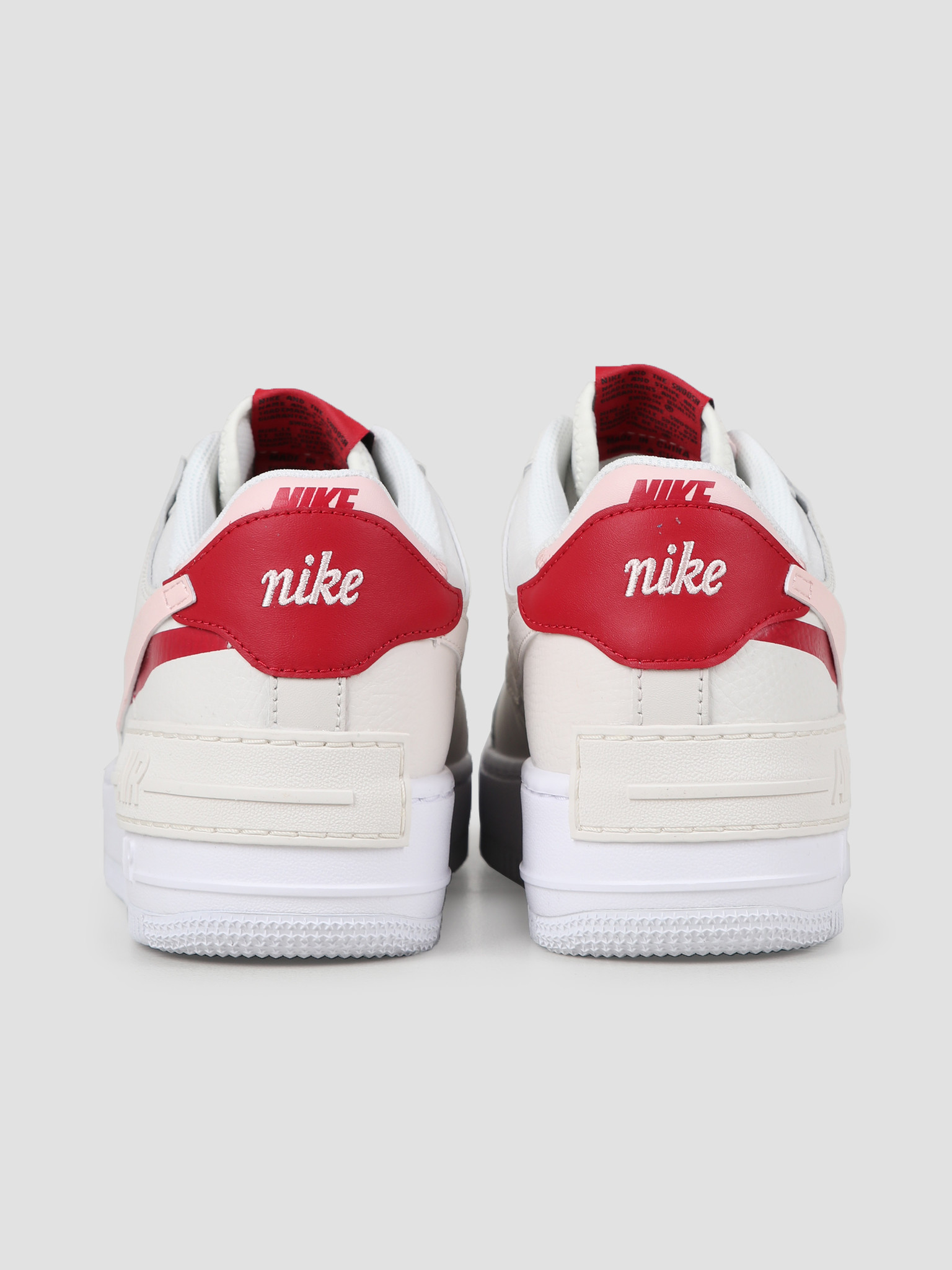 Nike Nike W Af1 Shadow  Phantom Echo Pink Gym Red CI0919 003