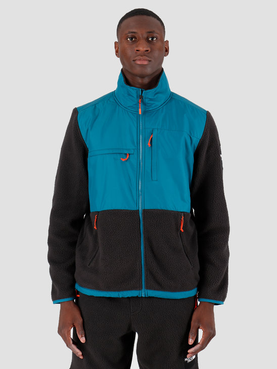 The North Face Denali Fleece Blue Coral Black T9381MES3
