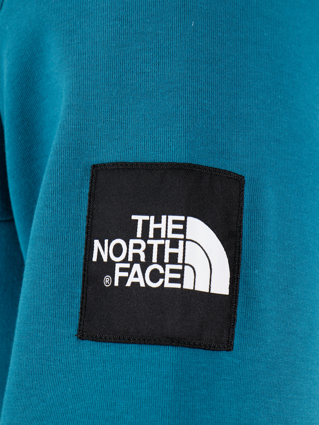 The North Face The North Face Fine 2 Crew Sweat Blue Coral T93XXZEFS